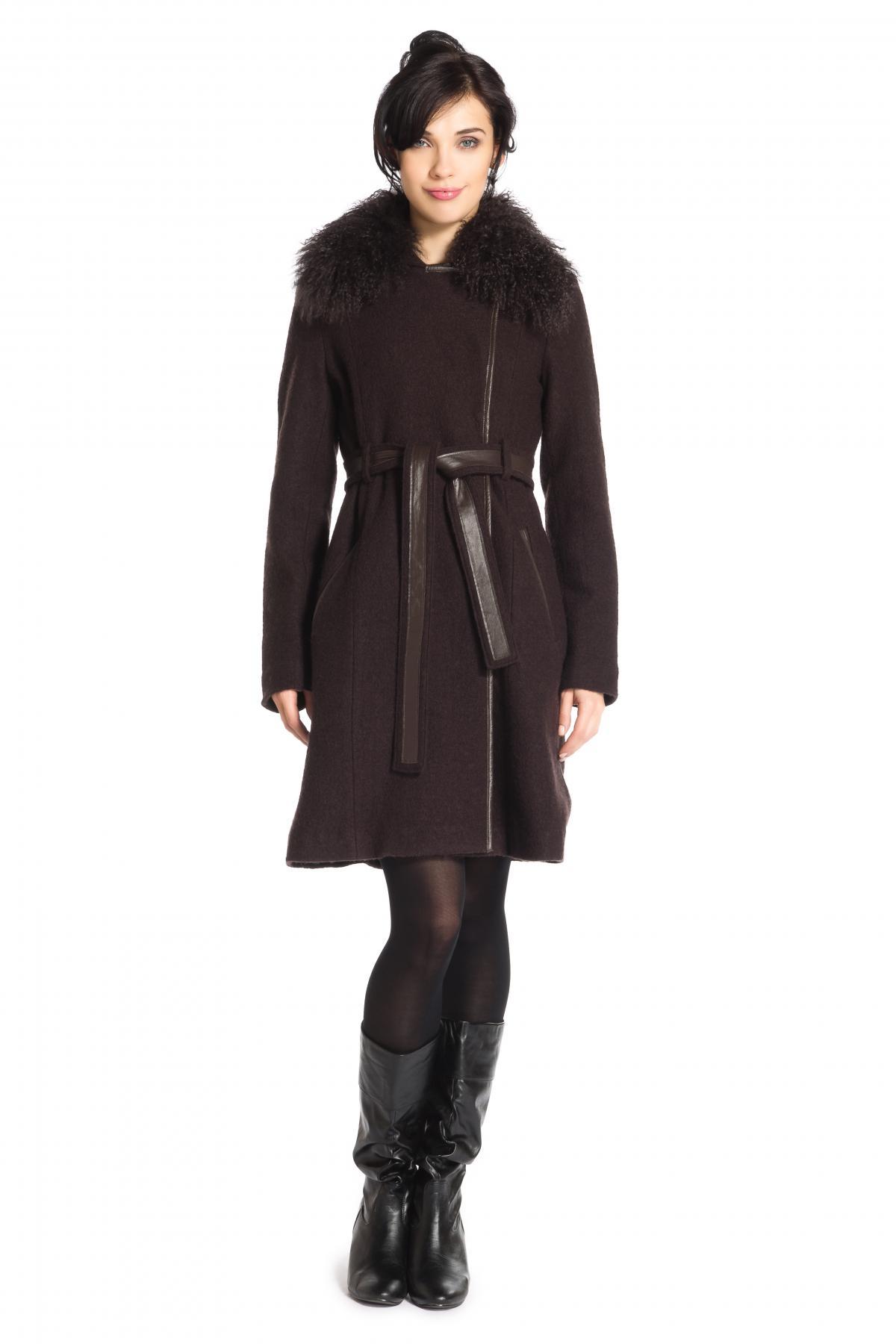 Veste manteau droit